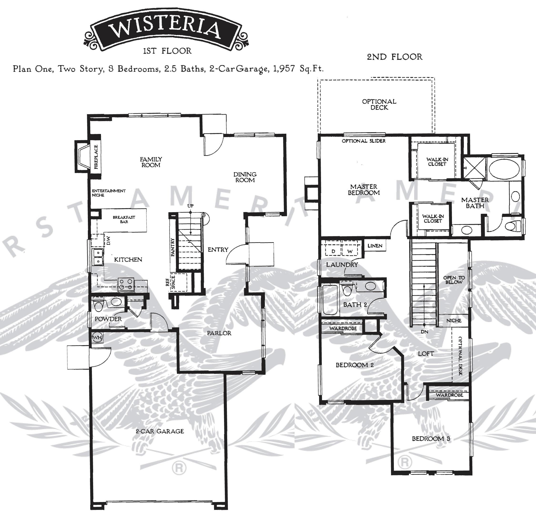 Barrington calavera hills for Barrington floor plan